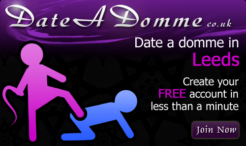 Date A Domme in Leeds